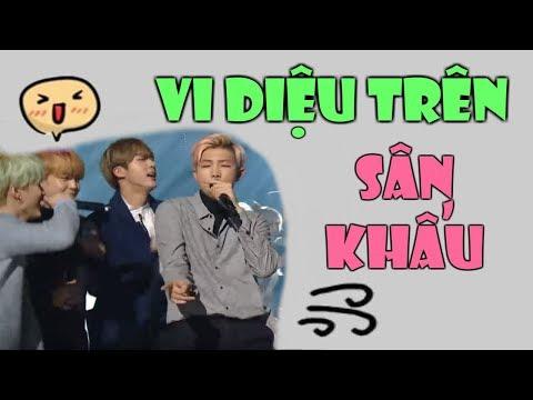 [BTS FUNNY MOMENTS #8] Bangtan thật VI DIỆU trên sân khấu (Phần 1) =))  BTS ON STAGE