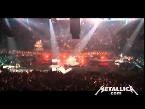 Metallica - Jump In The Fire - Live in Melbourne, Australia (2010-11-18)