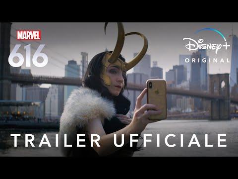 Disney+   Marvel 616 - Tutti gli Episodi In Streaming dal 20 Novembre