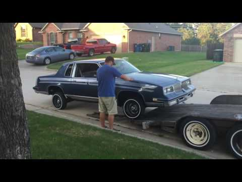 Cutlass Lowrider with Switches! Inspired by episode of Street Outlaws