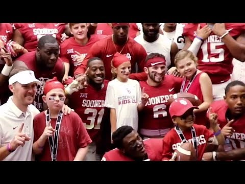 Baker Mayfield's inspiring bond with young girl who died from cancer | ESPN