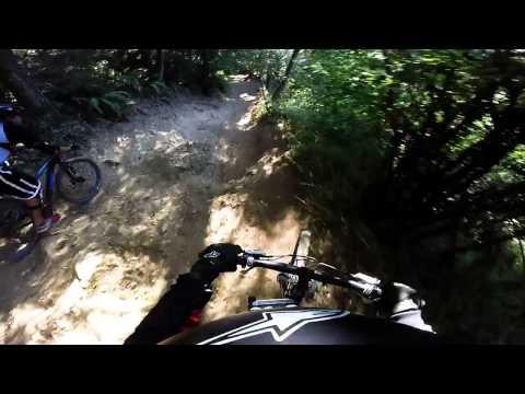 Joaquin Miller Park MTB Trails