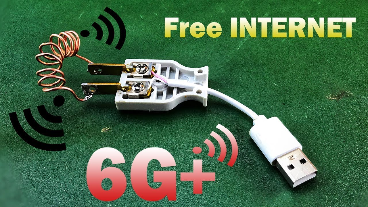 New Free Internet WiFi Unlimited 100% Working at Home 2019 ...