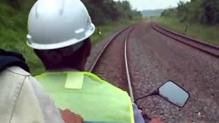 "Indonesian Railways "" Joyride Motor Flying Gank"""