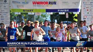 Local schools raise money for Warrior Run