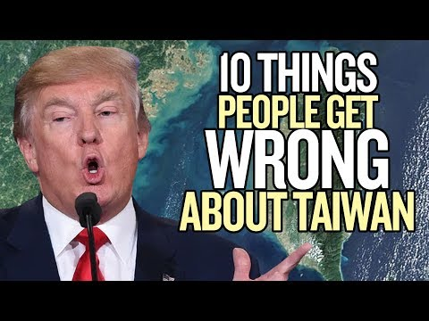 10 Things People Get WRONG About TAIWAN