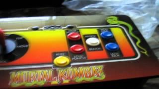 Mortal Kombat Klassic Arcade Stick Unboxing