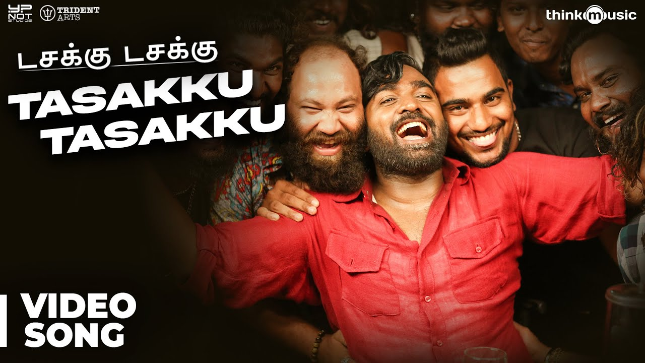 Vikram Vedha Songs Tasakku Tasakku Video Song Feat Vijay