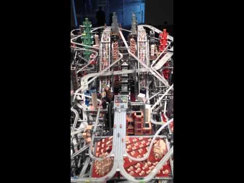 Metropolis II at LACMA