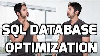 SQL Database Optimization