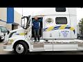 Uzun Burunlu Amerikan Tırları: Zafer Kaptan - Volvo