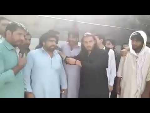 Wali Khan LaLa Group 786 Open Challenge To His Enemies