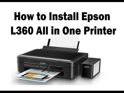l360-epson-printer-unboxing-and-setup-very-easy