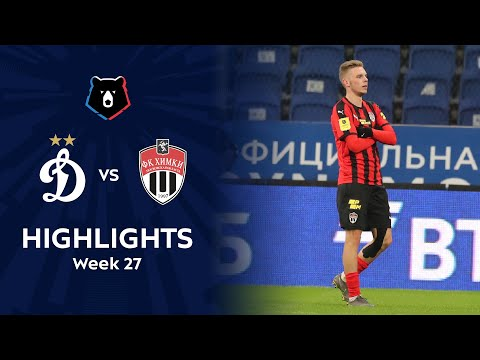 Dinamo Moscow Khimki Goals And Highlights