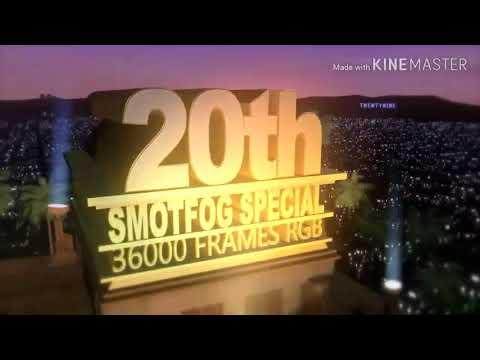 20th Smotfog Special 36000 Frames RGB Logo (2005)