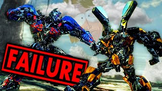 Transformers 5 — How a Filmmaker Destroyed a Franchise | Anatomy Of A Failure
