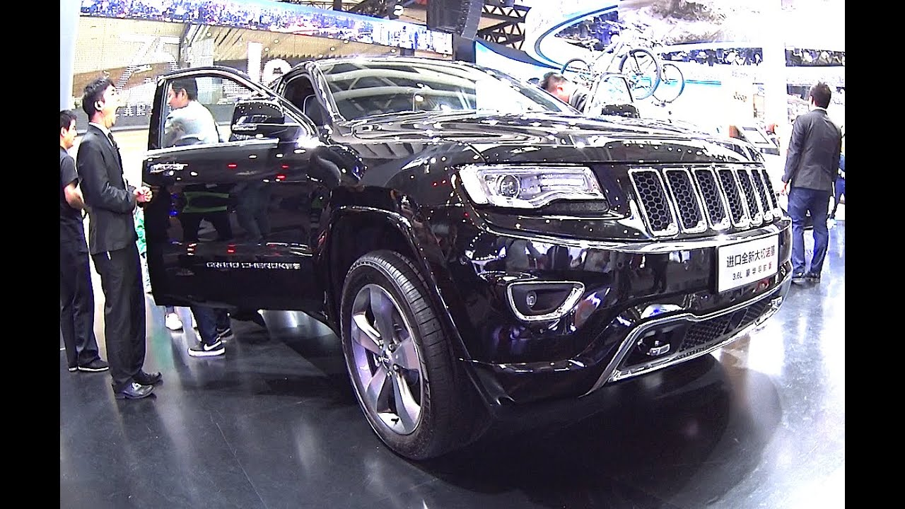 jeep grand cherokee srt8 2016 2017 officially new 2016. Black Bedroom Furniture Sets. Home Design Ideas