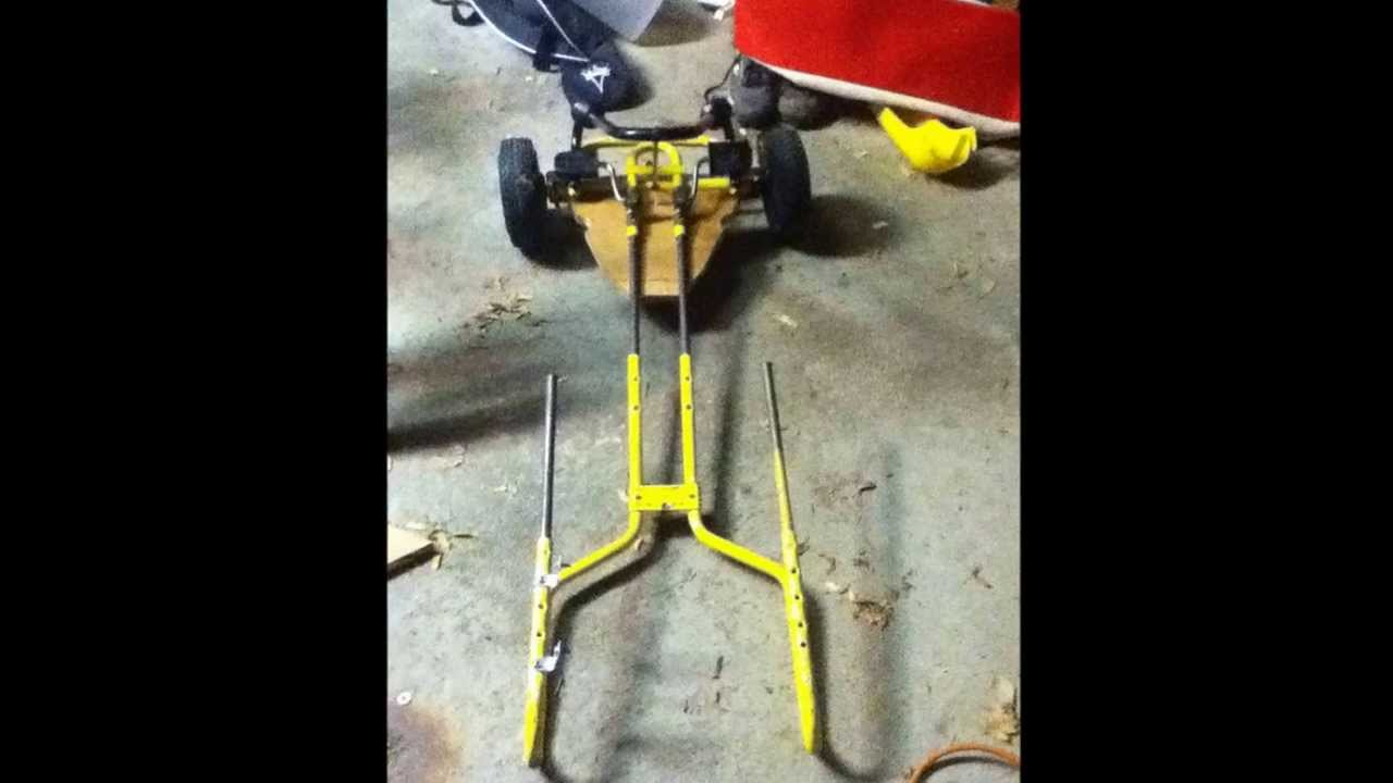 how to build a go kart no welding