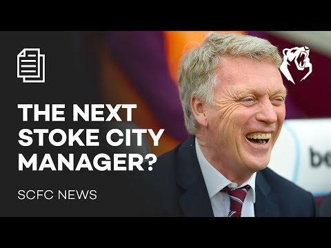 THE NEXT STOKE CITY MANAGER? | SCFC News | The Bear Pit TV