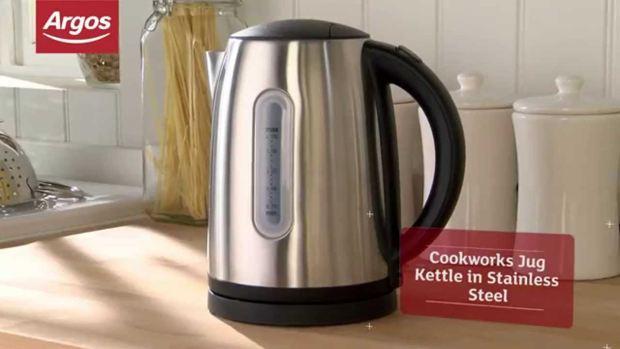 Uncategorized Argos Kitchen Appliances argos kitchen appliances tboots us cookworks wk8256hy stainless steel jug kettle review youtube appliances