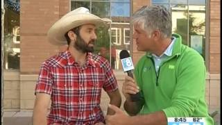 Town of Eagle Jeremy Gross & Joey Staffer  07.19.17 Good Morning Vail