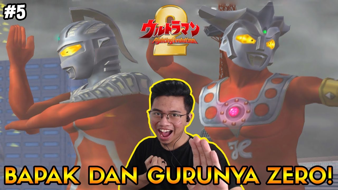 ULTRASEVEN DAN ULTRAMAN LEO BERSATU MELAWAN MAGMA DAN BALTAN SEIJIN! [Ultraman FE2 Story Part 5]