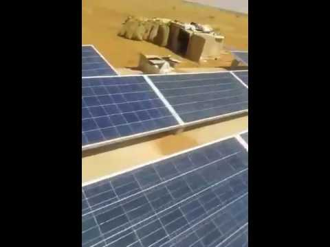 Solar Pump Project in Sudan
