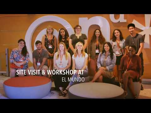 Memories from our 2017 Travel Journalism & Photography Internship Seminar in Madrid, Spain III