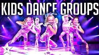 BEST TOP 7 Kid Dance Groups on Got Talent Global thumbnail
