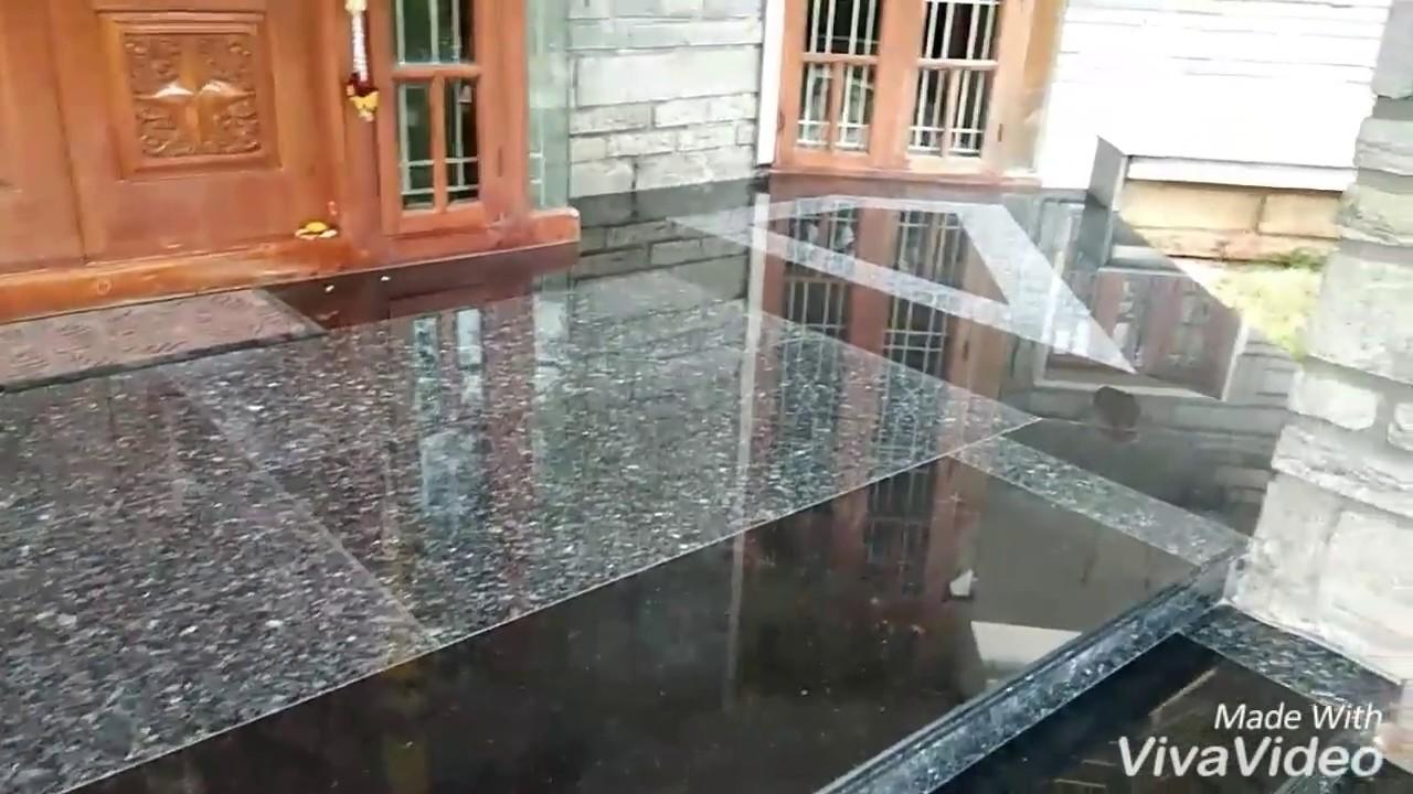 Granite Flooring Design In India - YouTube