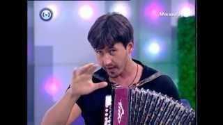 Игорь Растеряев - на канале Москва 24
