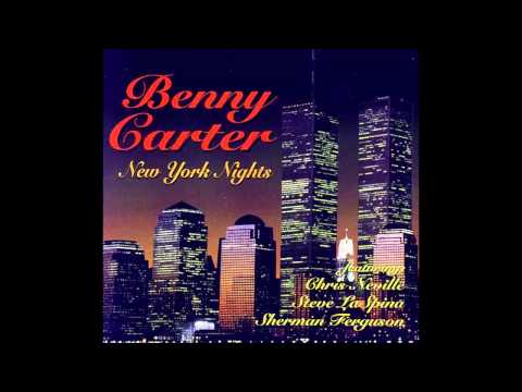 When Lights Are Low - Benny Carter