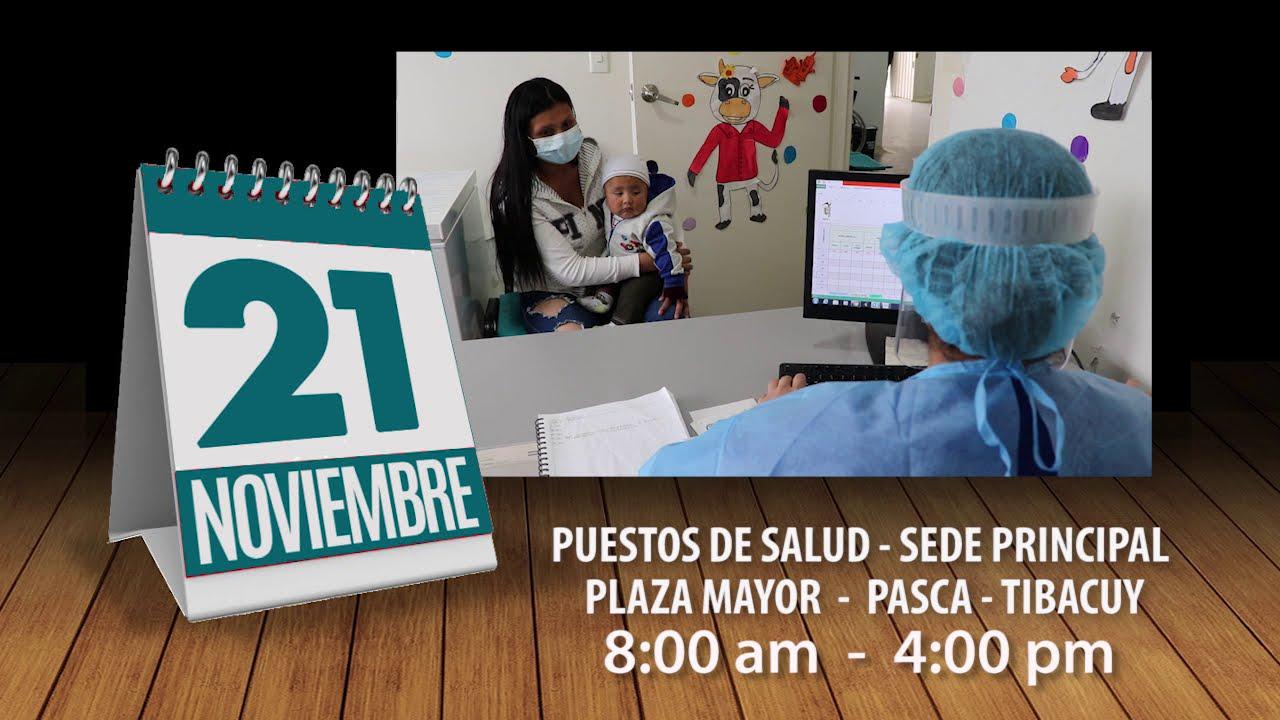 Cuarta Jornada Nacional de Vacunación