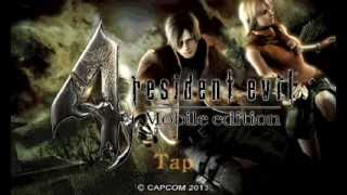 Resident Evil 4 Versão Android Gameplay Mission 10