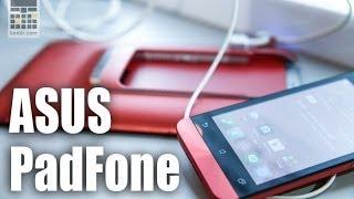 MWC 2014 - ASUS PadFone mini и PadFone X - предварительный обзор от Keddr.com