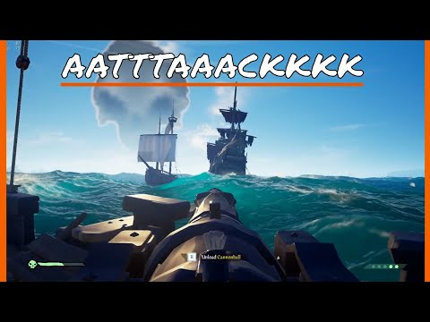 Sea Of Thieves Epic Battle Moments Cant Fail Your Videos on VIRAL CHOP VIDEOS