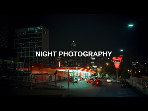 Nostalgic Night Street Photography (behind the scenes)