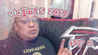 Gambar cover VLOGMAS 2019 DAY 2 -- SLOW TIMES FOR THIS POKER DEALER