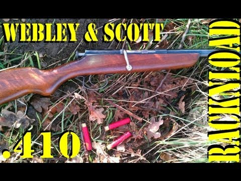 WEBLEY & SCOTT  410 by RACKNLOAD