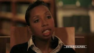 Marie NDiaye, lauréate du prix goncourt, s'exprime dans Interligne