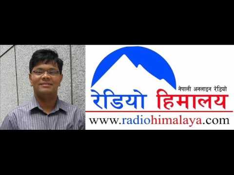 Social Activist Rayan Lamgaday in Radio Himalaya