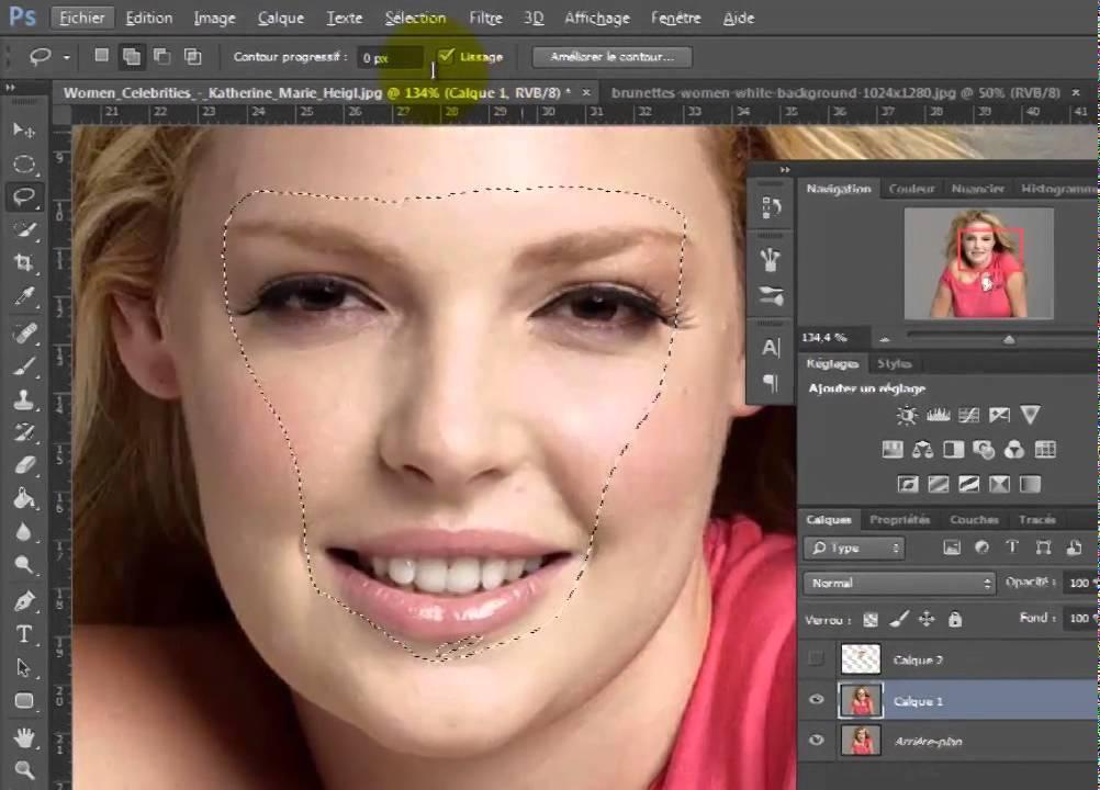 Photoshop changer ou remplacer un visage facilement funnycat tv - Mettre une couette facilement ...