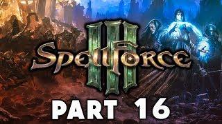 Spellforce 3 Campaign Walkthrough Gameplay Part 16 - Everlight Dungeon & Legendary Armor