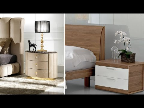 40 Super Stylish Bedroom Side Table Designs 2020 Modern Bedside Table Ideas Youtube