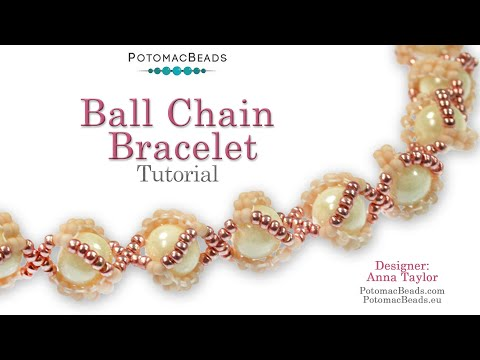 Make a Ball Chain Bracelet