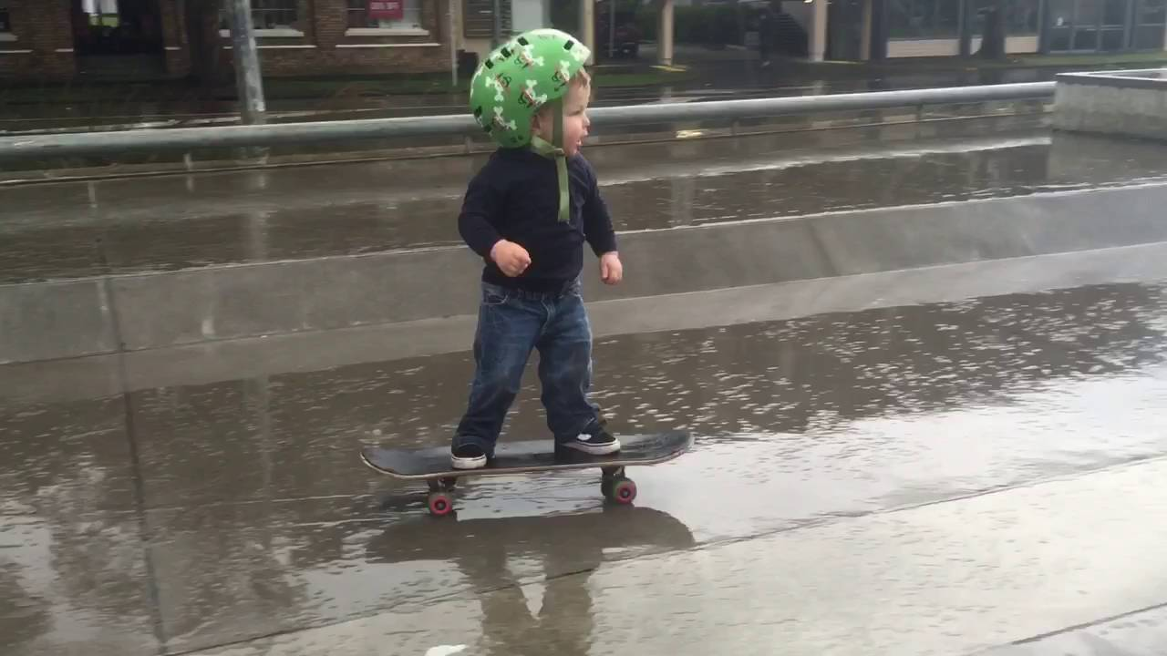 Image result for skateboard rain