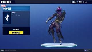 "Fortnite *NEW* Dance/Emote ""wiggle"" 1 Hour"
