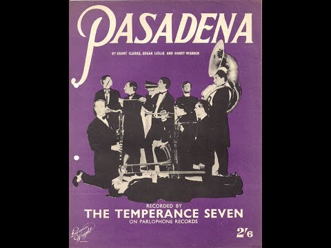Pasadena - The Temperance Seven