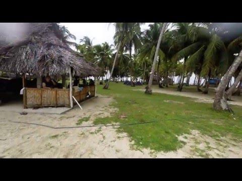 Ciudad de Panamá, canal de Panamá y San Blass Isla Perro (island dog)- GoPro 4 hero black (videos)