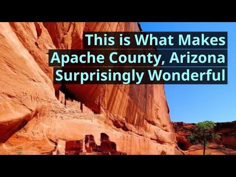 This Is What Makes Apache County, Arizona Surprisingly Wonderful